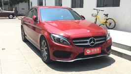 天津奔驰C级婚车租赁