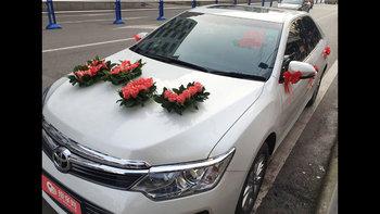 丰田凯美瑞婚车 (白色)