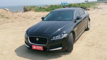 捷豹XF婚车 (黑色,可做头车)