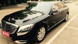 北京奔驰S级婚车租赁