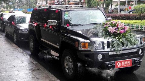婚车套餐悍马H3+奥迪A6L