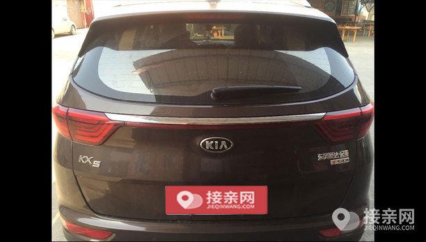 起亚KX5婚车
