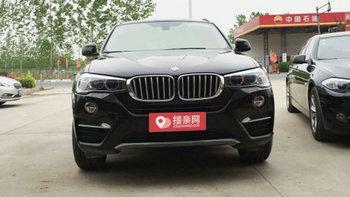 宝马X4婚车 (黑色,可做头车)
