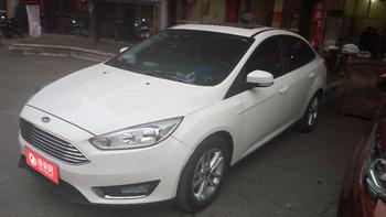 福特福克斯婚车 (白色,可做头车)