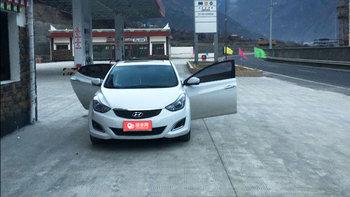 现代朗动婚车 (白色)