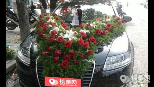 套餐奔驰S级+5辆奥迪A6L婚车