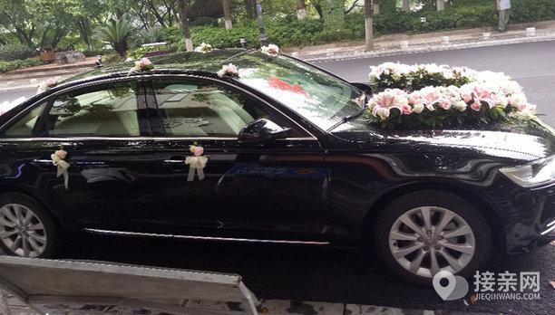 套餐奥迪A6L+9辆日产天籁婚车