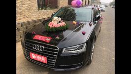 南京奥迪A8L婚车租赁