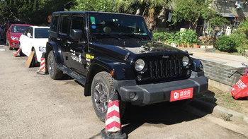 Jeep牧马人婚车 (黑色,可做头车)