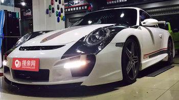 保时捷911婚车 (白色)