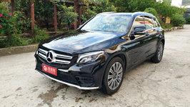 黔东南奔驰GLC级婚车租赁