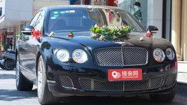 郑州宾利飞驰婚车租赁