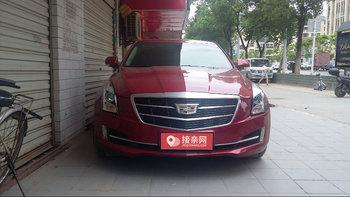 凯迪拉克ATS-L婚车 (红色)