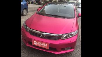 本田思域婚车 (粉色,可做头车)