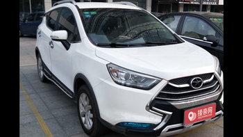 江淮瑞风S3婚车 (白色,可做头车)