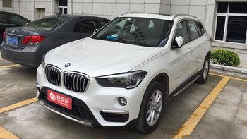 宝马X1婚车 (白色,可做头车)