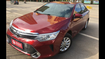 丰田凯美瑞婚车 (红色,可做头车)