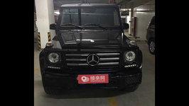 上海奔驰G级婚车租赁
