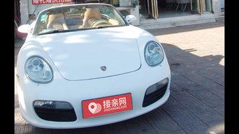 保时捷Boxster婚车 (白色,可做头车)