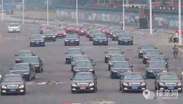 套餐保时捷Panamera+30辆奔驰S级婚车
