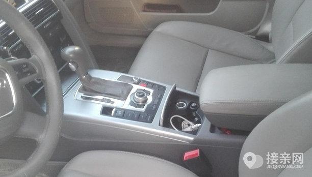 奥迪A6L婚车