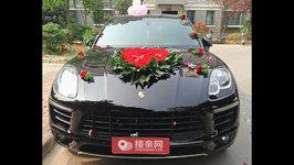 滁州保时捷Macan婚车租赁
