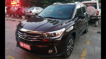 广汽传祺GS4婚车 (棕色,可做头车)