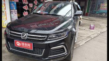 众泰T600婚车 (黑色,可做头车)