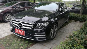 奔驰E级婚车 (黑色,可做头车)