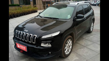 Jeep自由光婚车 (黑色,可做头车)