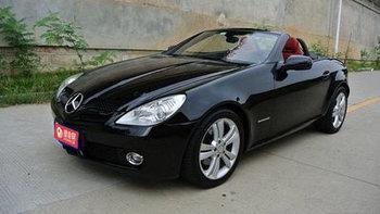 奔驰SLK级AMG婚车 (黑色,可做头车)
