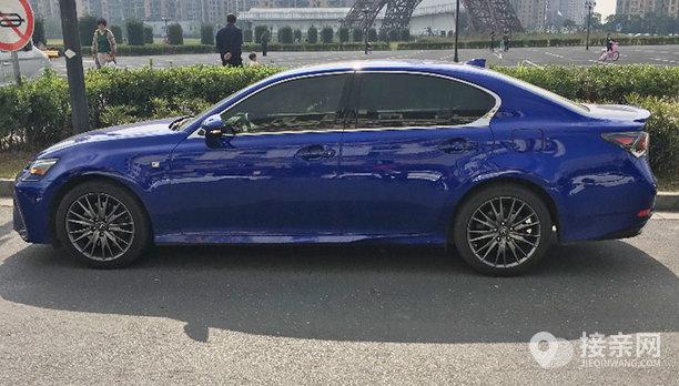 雷克萨斯GS婚车