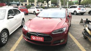 特斯拉MODEL S婚车 (红色,可做头车)