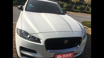 捷豹F-Pace婚车 (白色,可做头车)