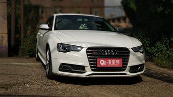 奥迪A5婚车 (白色)