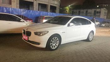 宝马5系GT婚车 (白色,可做头车)