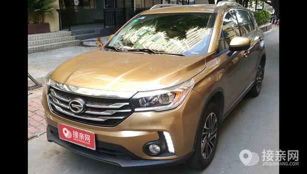 广汽传祺GS4婚车