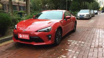 丰田86婚车 (红色,可做头车)
