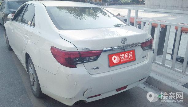 丰田锐志婚车