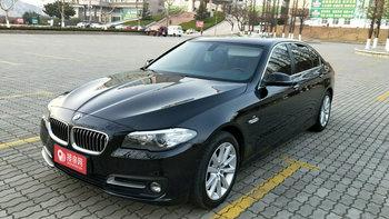 宝马5系婚车 (黑色,可做头车)