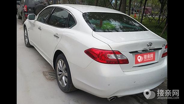 英菲尼迪Q70L婚车