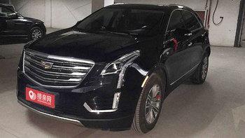 凯迪拉克XT5婚车 (黑色,可做头车)