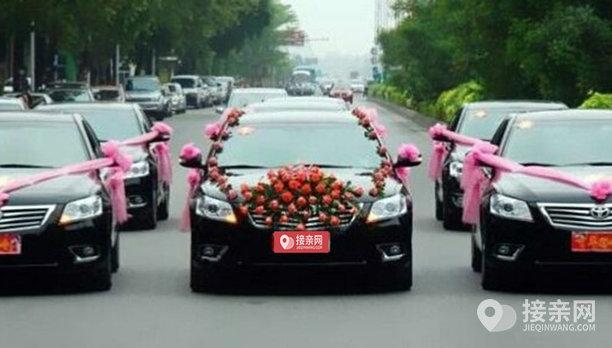 套餐丰田凯美瑞+20辆丰田凯美瑞婚车