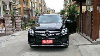 奔驰GLS级婚车 (黑色,可做头车)