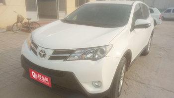 丰田RAV4婚车 (白色,可做头车)