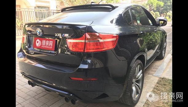 宝马X6 M婚车