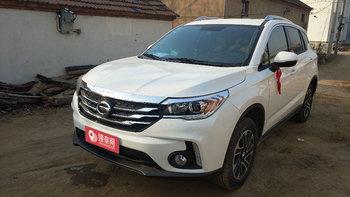 广汽传祺GS4婚车 (白色,可做头车)