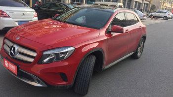 奔驰CLA级婚车 (红色,可做头车)