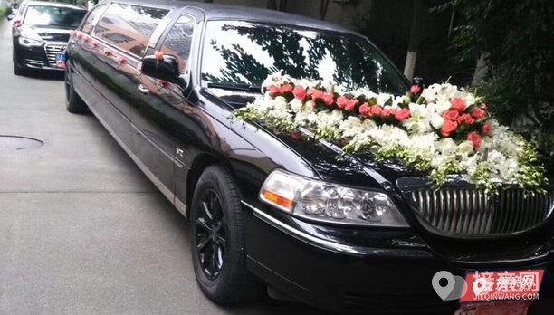 套餐林肯城市+20辆现代名图婚车
