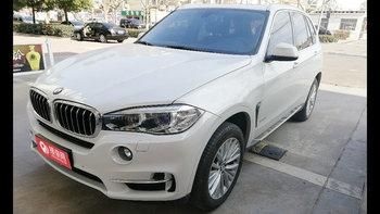 宝马X5 M婚车 (白色,可做头车)